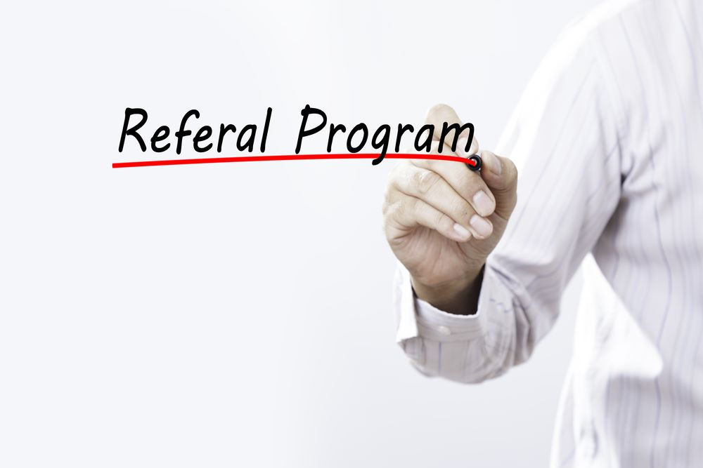 Ask your Clients to Refer your Services