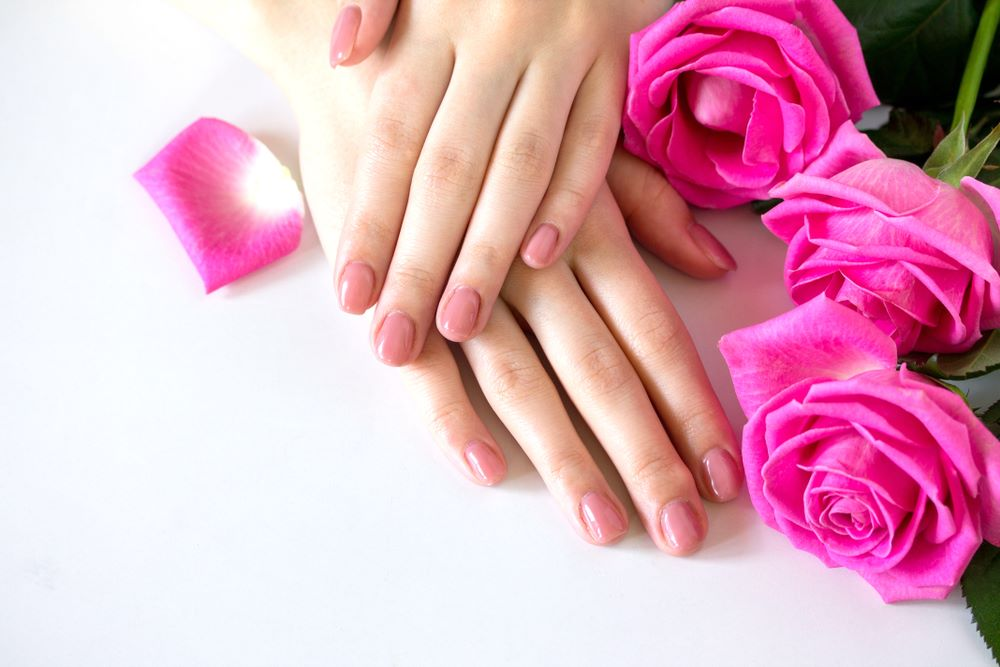 Free manicure with gift card!