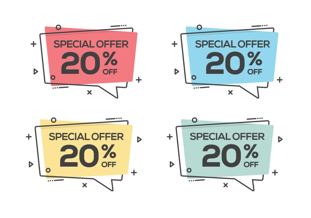Promotional Discounts and Offers