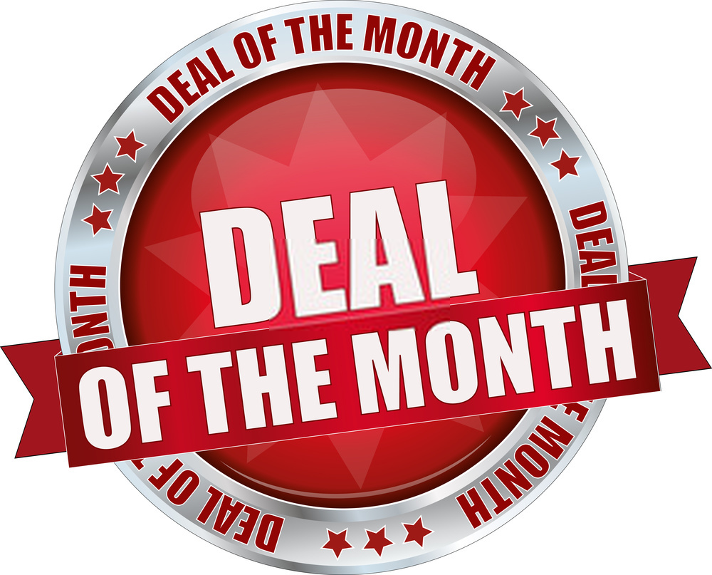 Monthly Promotion Deals