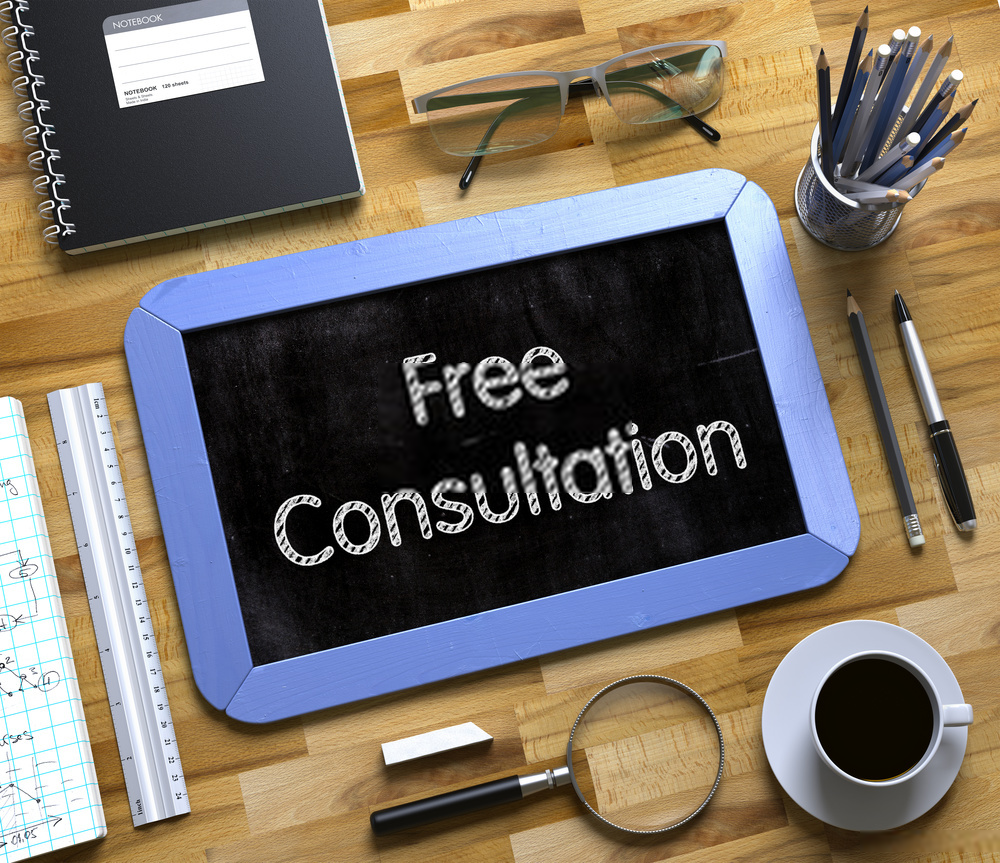 Offer Small Consultations To The Clients