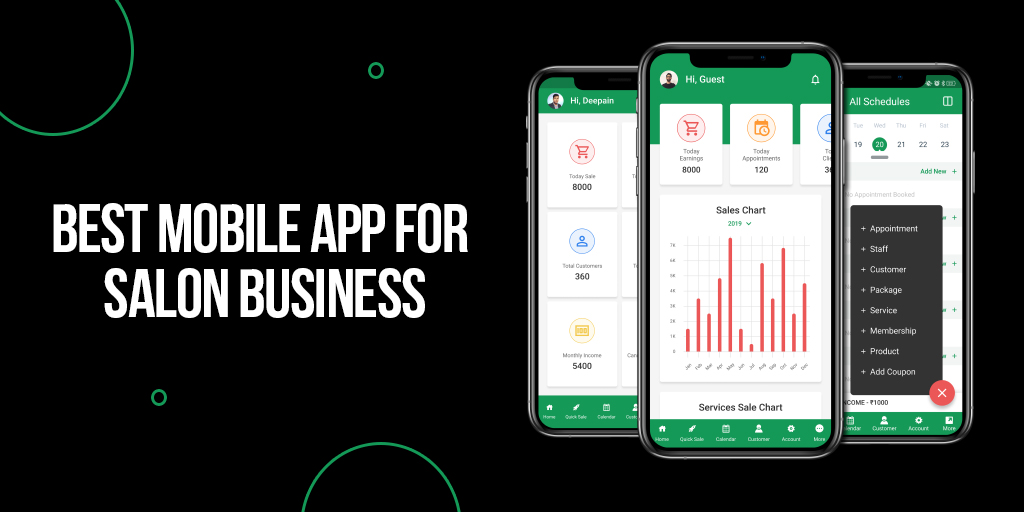 Salonist App: Best Mobile App for Salon Business