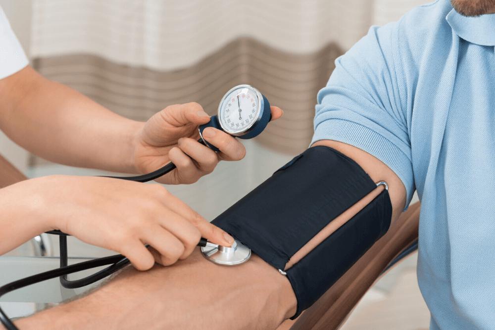 Helps Lowering Blood Pressure