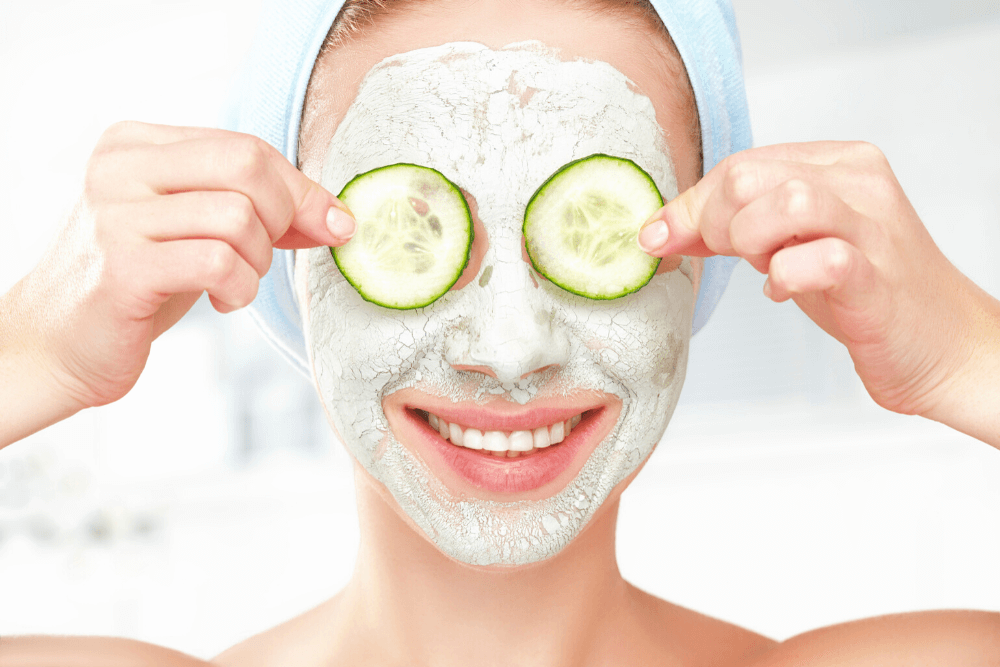 Home-Made Face Masks Regularly