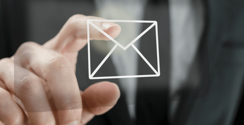 Post a follow-up email