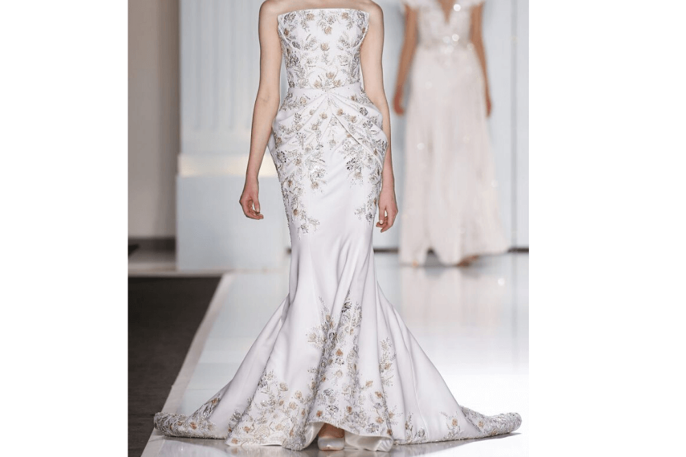 Ralf and Russo's Statement Styled Wedding Dresses