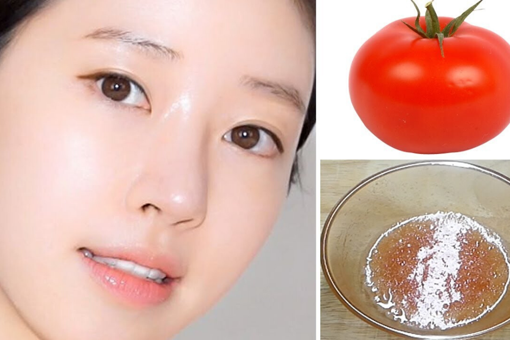 Whiten Your Skin With Tomato