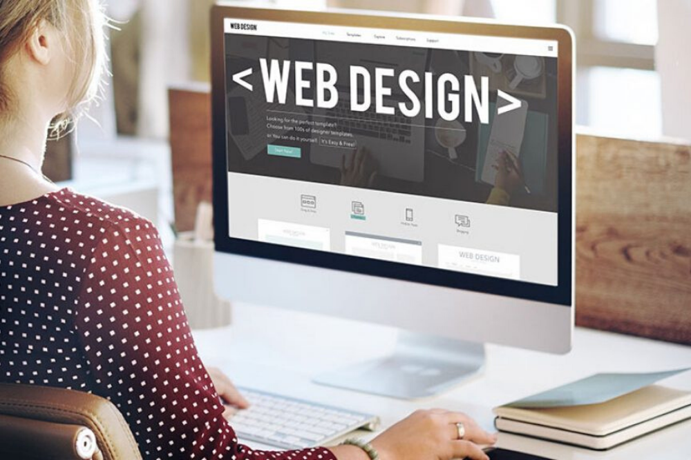 Create an engaging, well-thought-out business website