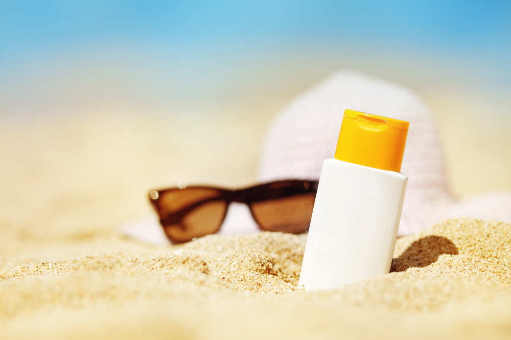 Do Not Forget Sunscreen