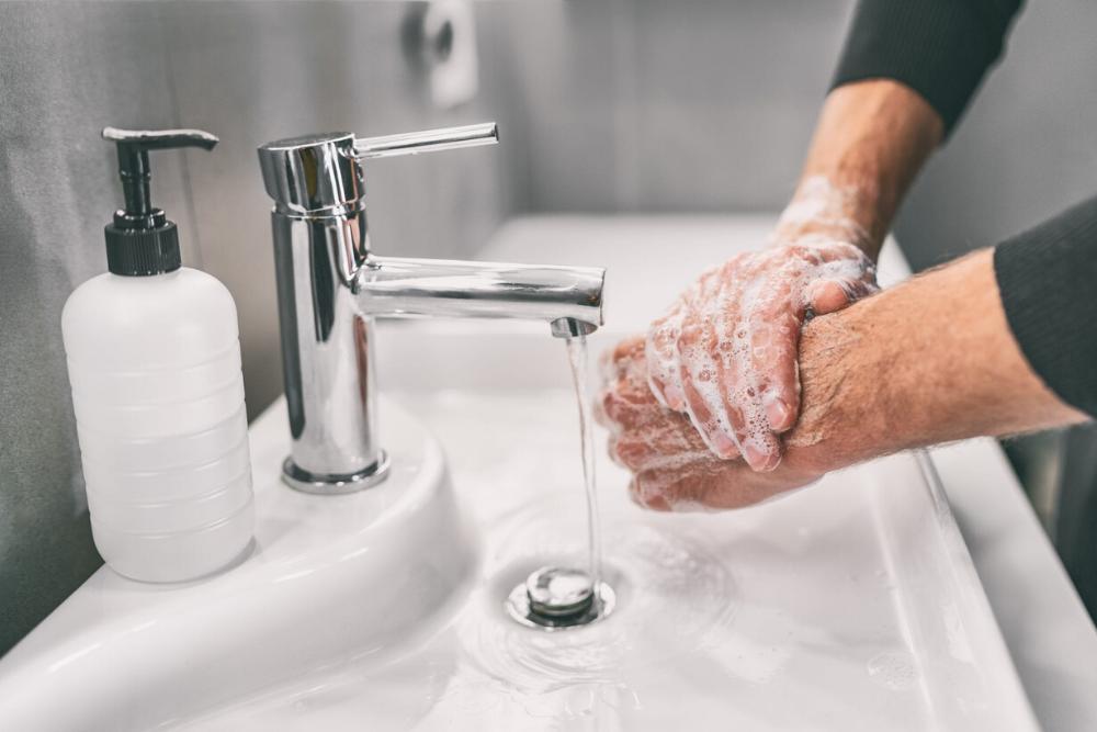 Prioritize hygiene