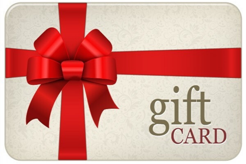 Offer gift vouchers to the customers