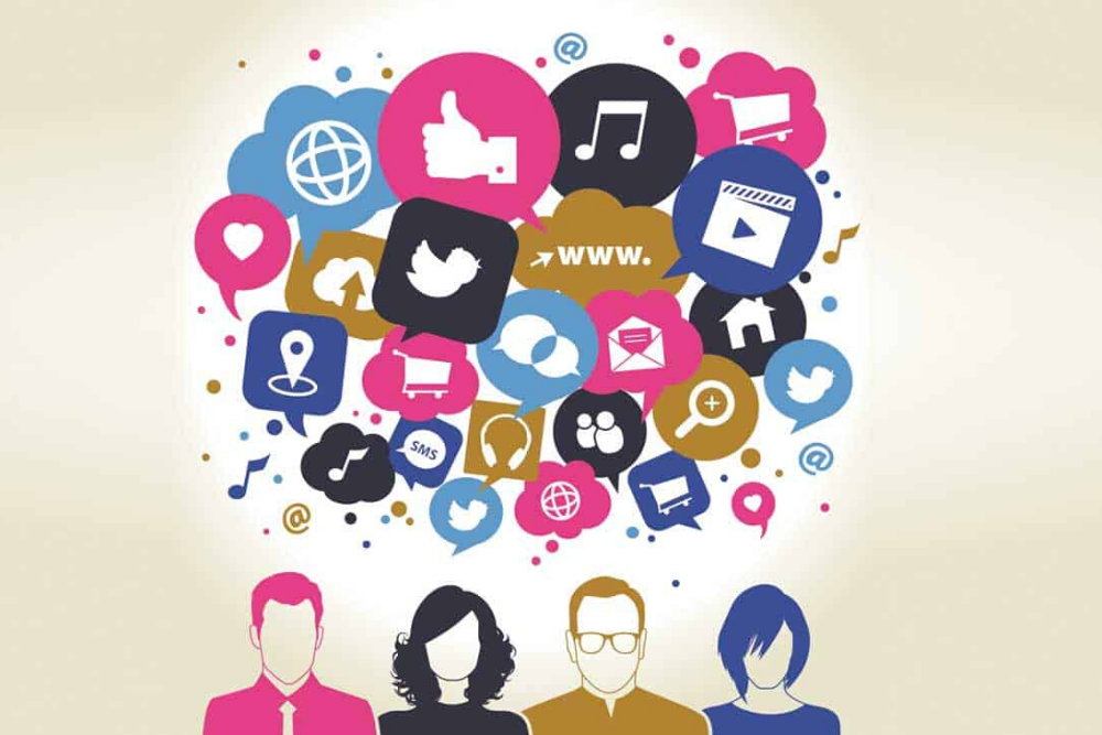 Retain your customers with social media