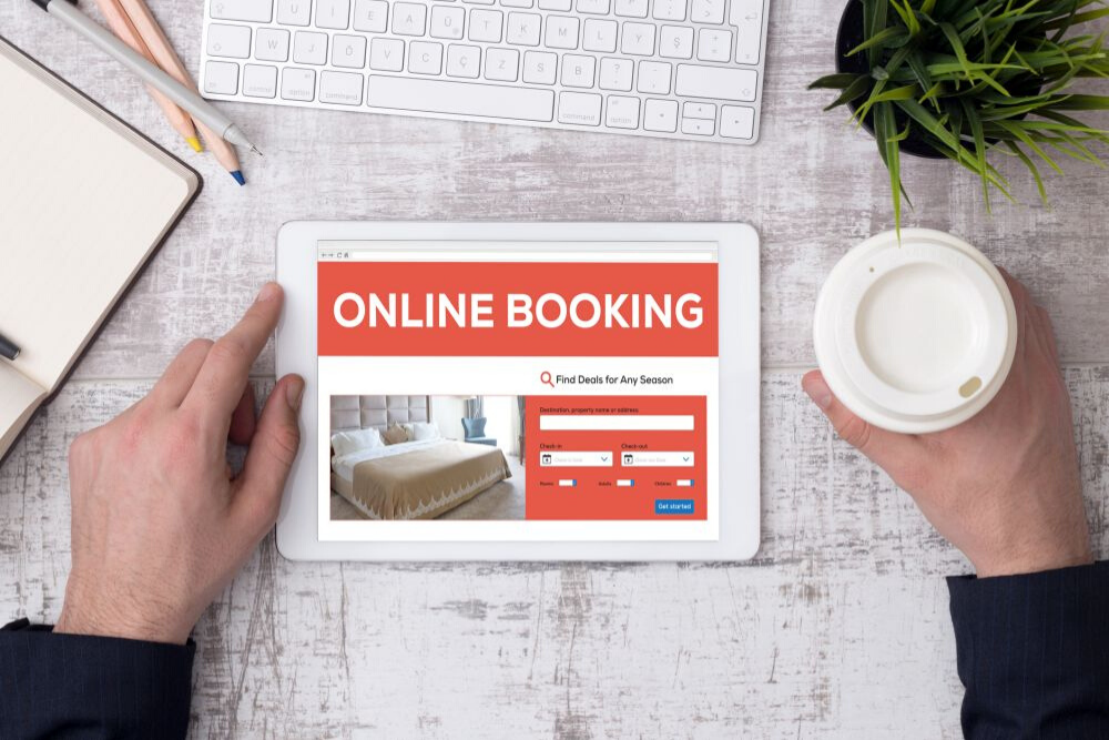 Set up your online booking