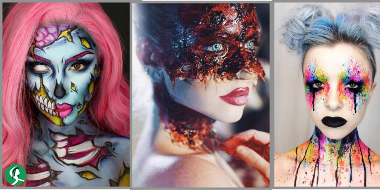 5 Tips To Do Special Effects Makeup On Halloween
