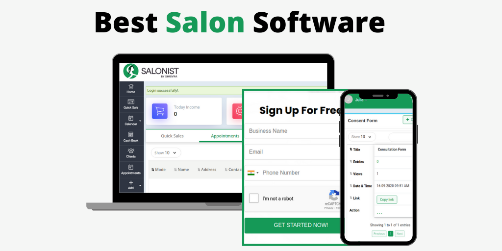 How to find the best salon software?