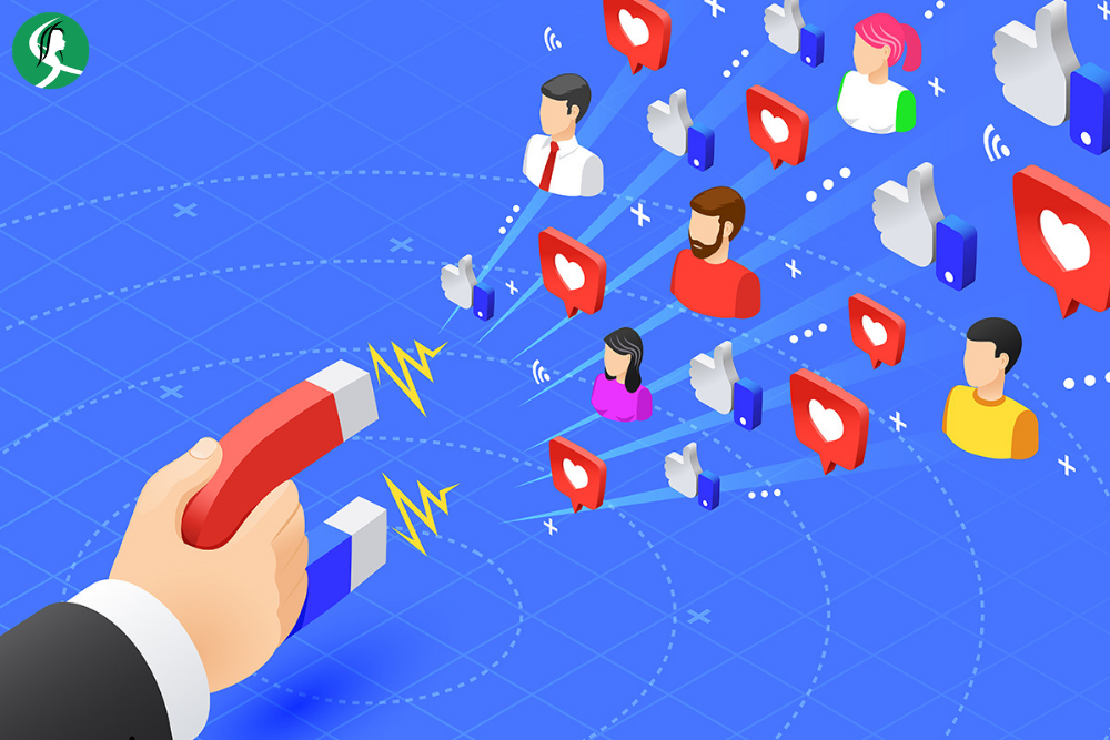 Leverage social media and engage customers