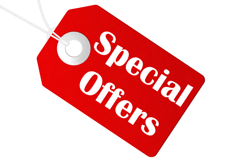 Personalize Special Offer Alerts