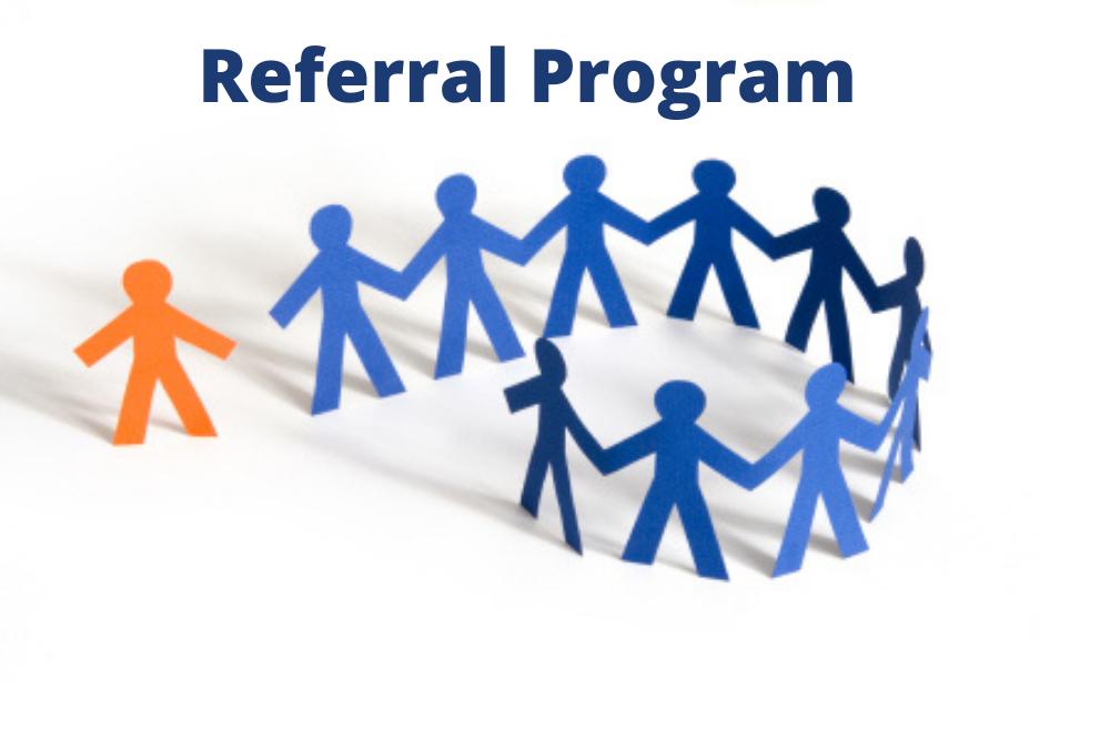 Run Referral Program