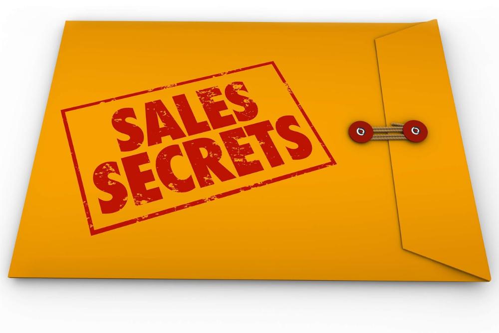 Plan a Secret Sale