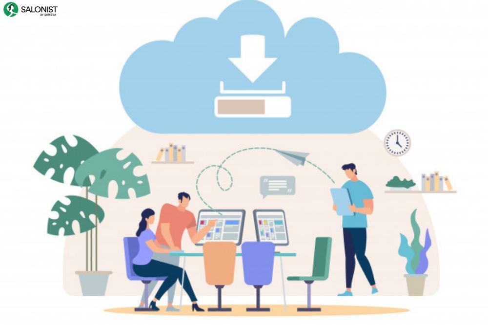 Easy Storage Of Customer's Data
