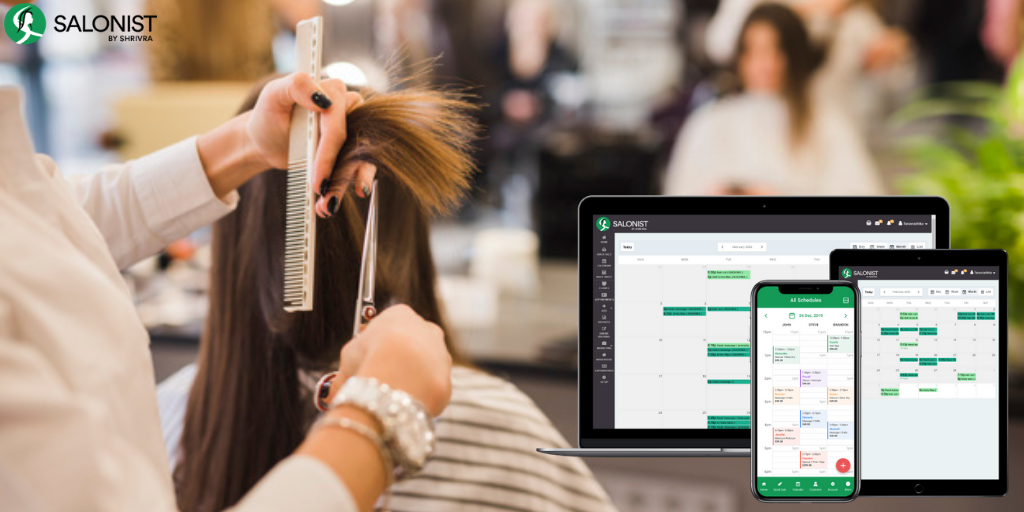 Salonist Software: Solve the General Problems Faced by Beauty Salons