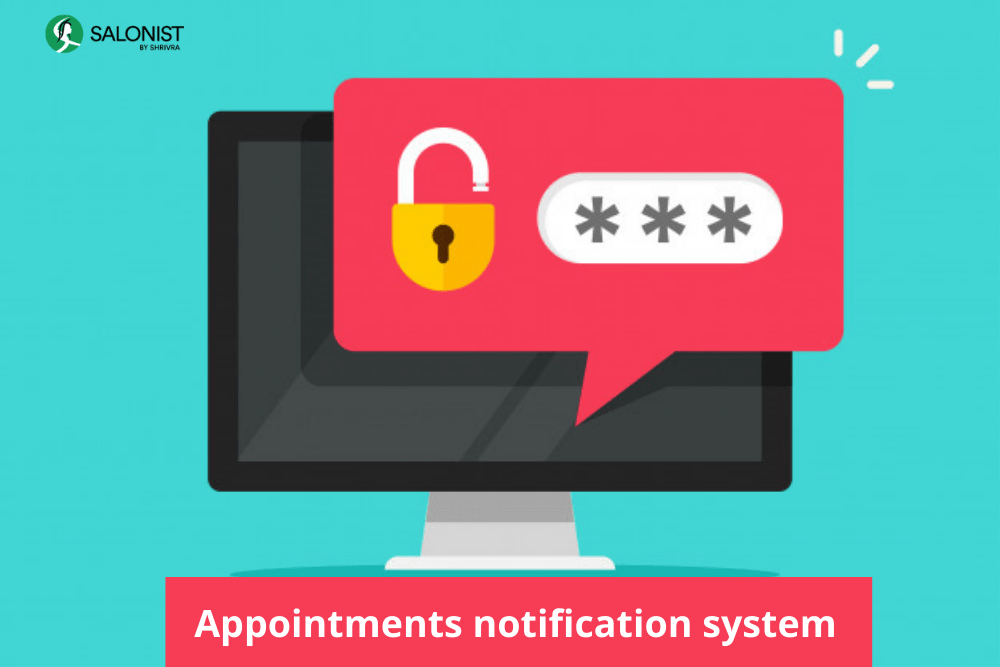 Appointments notification system