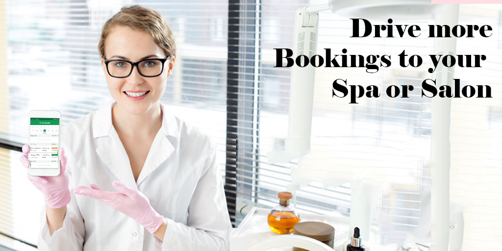 Salon Mobile App: Drive more bookings to your spa or salon