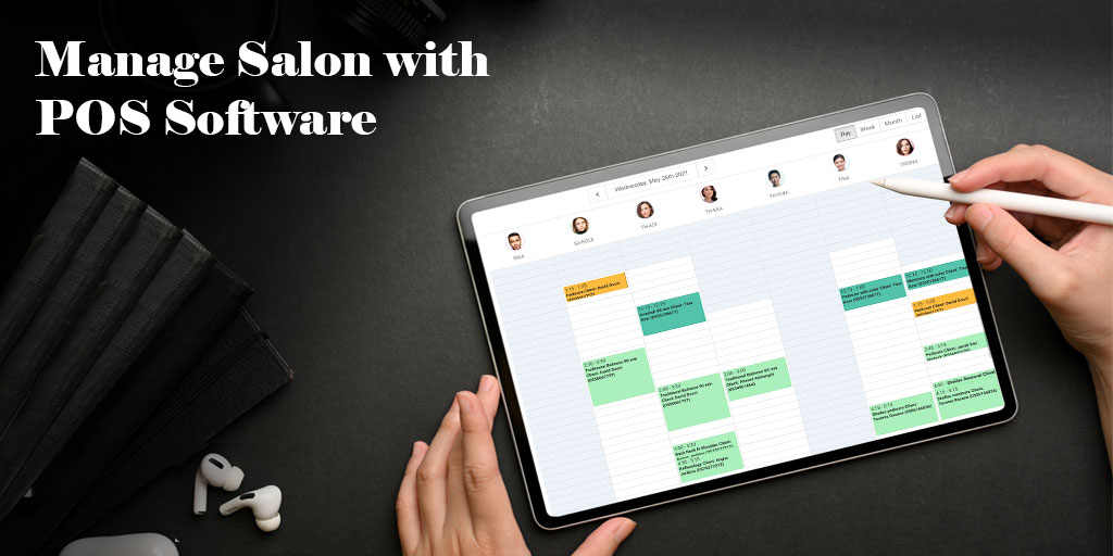 How to Manage your Salon with POS Software