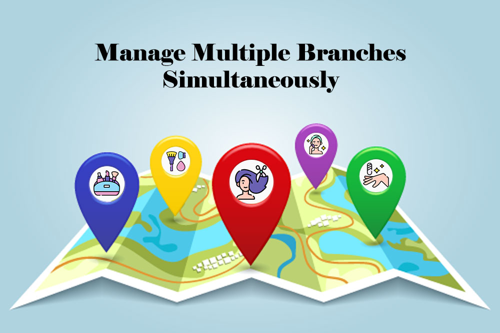 multiple branches