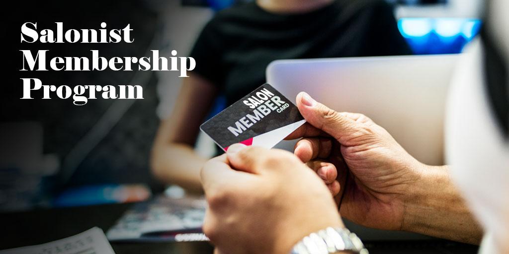 Salonist Membership Card