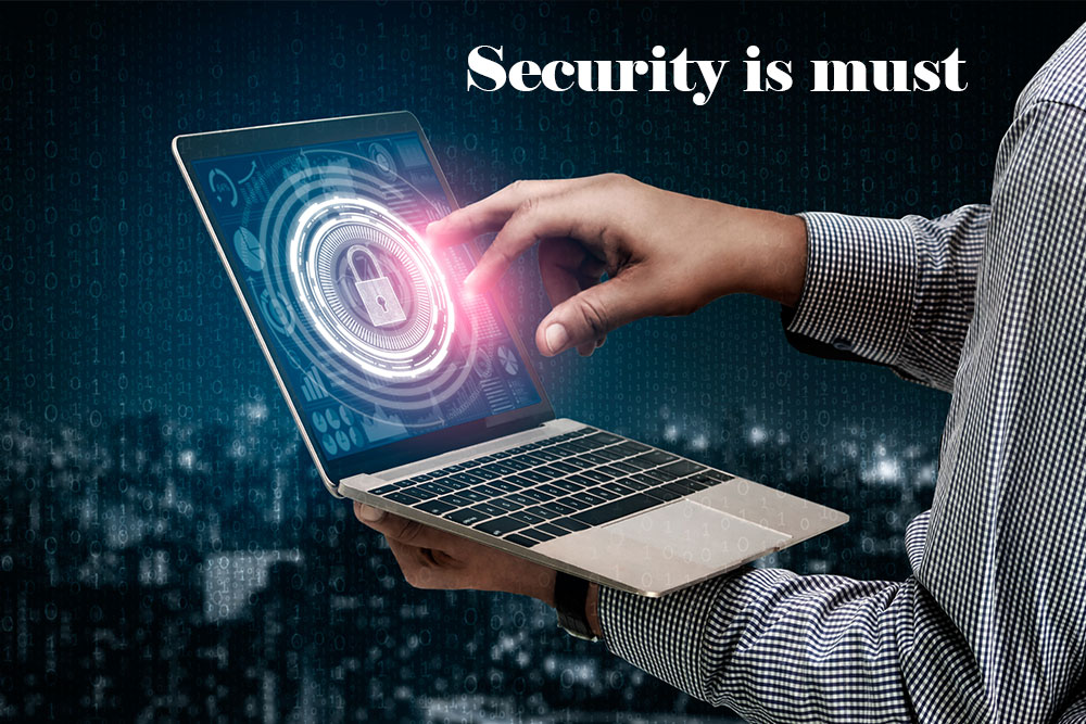 Security-is-must