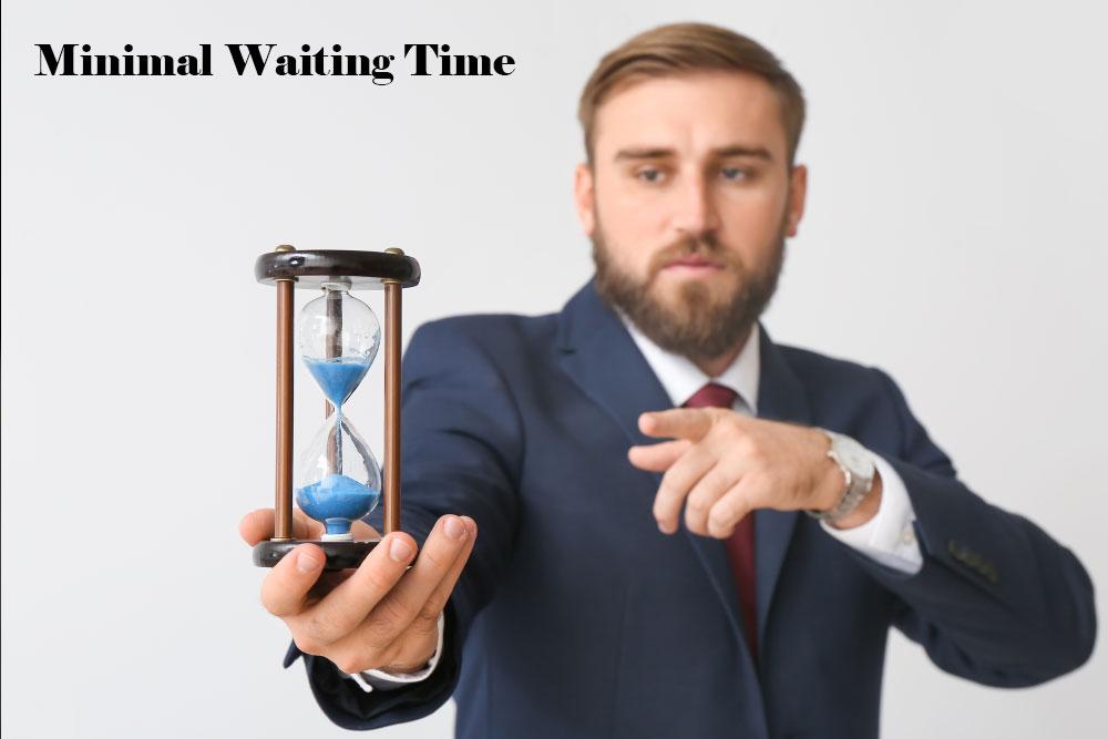 Minimal Waiting Time