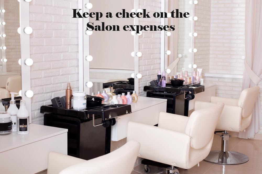 Salon expenses